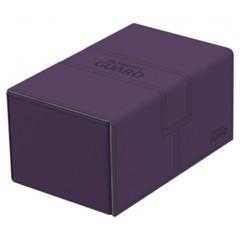 Ultimate Guard: Twin Flip'n'Tray 160+ Purple