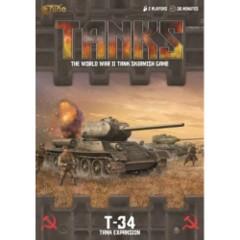 Tanks - Soviet T-34 Tank Expansion