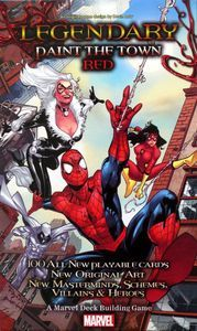 Legendary: A Marvel Deck Building Game – Paint the Town Red
