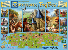 Carcassonne: Big Box (2017)