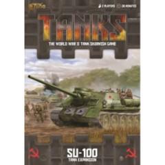 Tanks - Soviet SU-100 Tank Expansion