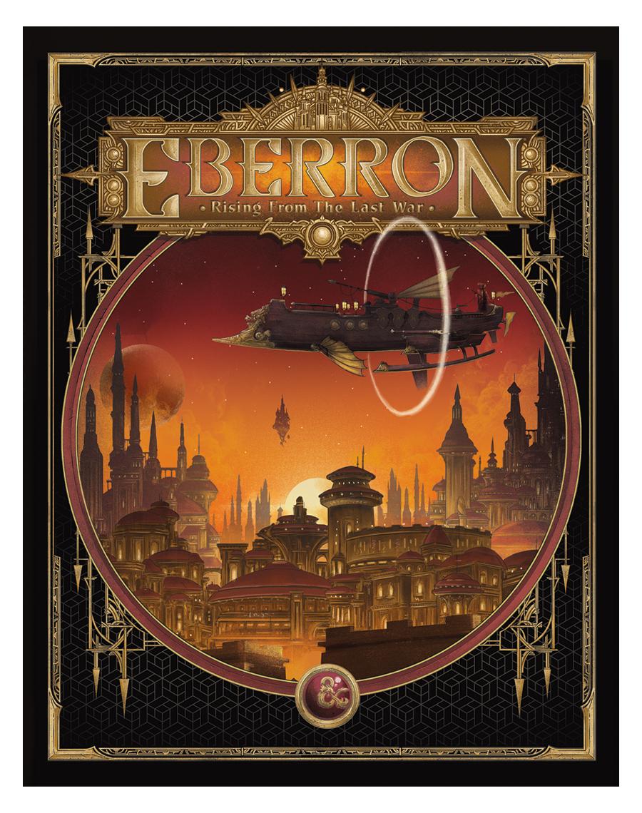 Eberron: Rising From The Last War