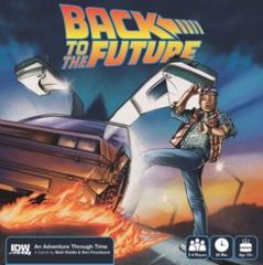 Back to the Future: An Adventure Through Time (2016)