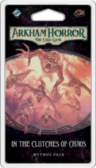 Arkham Horror: The Card Game-In The Clutches of Chaos