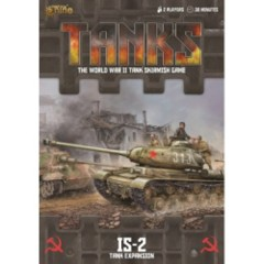 Tanks - Soviet IS-2 Tank Expansion