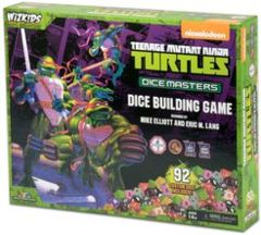 Dice Masters: Teenage Mutant Ninja Turtles