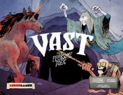 Vast: The Crystal Caverns [2nd Edition] - The Fearsome Foes