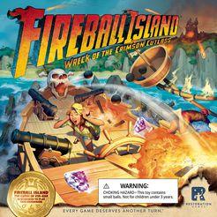Fireball Island: The Curse of Vul-Kar – Wreck of the Crimson Cutlass