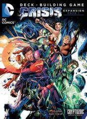 DC Comics Deck-Building Game: Crisis Expansion Pack 1