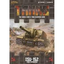 Tanks - Soviet ISU152 Tank Expansion