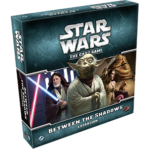 Star Wars: The Card Game - Between the Shadows Expansion
