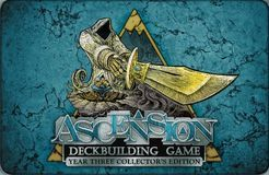 Ascension: Year Three Collectors Edition