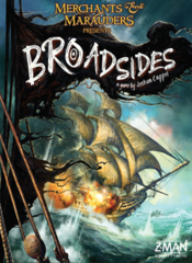 Merchants & Marauders: Broadsides (Stand Alone)