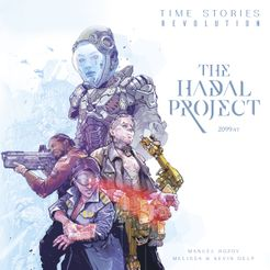 TIME Stories Revolution: The Hadal Project