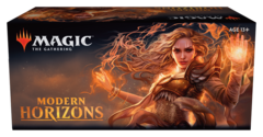 Modern Horizons Booster Box with Buy-a-Box Promo