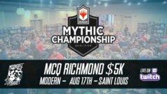 MCQ Richmond Entry