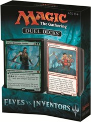 Duel Deck Elves VS Inventors