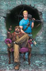 A&A #9 Cover D 1:20 Variant Ryp