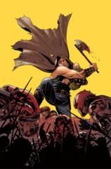 Wrath Of The Eternal Warrior #9 Cover D 1:10 Variant Lieber