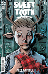 Sweet Tooth The Return #1 (Of 6) Cover A Jeff Lemire