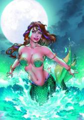 GFT Little Mermaid #2 (Of 5) Cover D Ed Benes Super Rare Exclusive