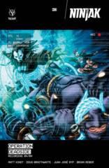 Ninjak #13 Cover A Braithwaite