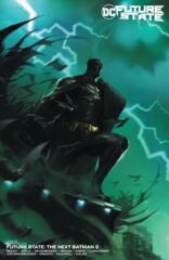 Future State The Next Batman #2 (Of 4) Cover B Francesco Mattina Variant