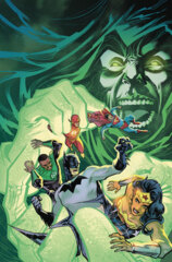 Justice League Vol 4 #45 Cover A