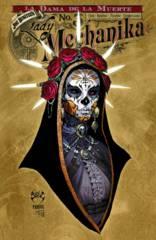 Lady Mechanika La Dama De La Muerte #3 (Of 3) Main Cover B