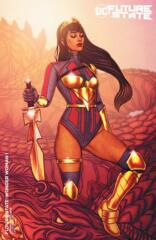 Future State Wonder Woman #1 (Of 2) Cover B Jenny Frison Variant