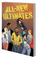 All New Ultimates Vol 1 Power For Power TPB