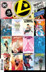 Legion Of Super-Heroes Vol 8 #9 Cover A Ryan Sook