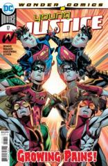 Young Justice Vol 3 #17 Cover A John Timms