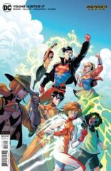 Young Justice Vol 3 #17 Cover B Mirka Andolfo Variant