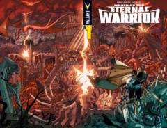 Wrath Of The Eternal Warrior #1 Cover A Wraparound Lafuente