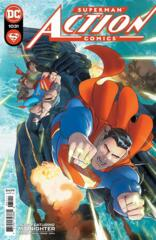 Action Comics Vol 1 #1031 Cover A Mikel Janin