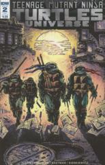 Teenage Mutant Ninja Turtles Universe #2 Eastman Variant