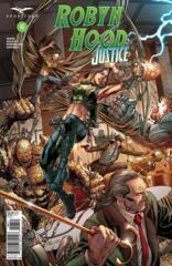 Robyn Hood Justice #6 Cover A Igor Vitorino