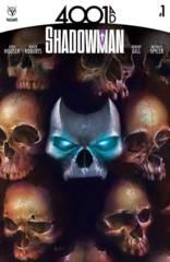 4001 AD Shadowman #1 Cover B Hetrick