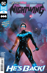 Nightwing Vol 4 #75 Cover A Travis Moore