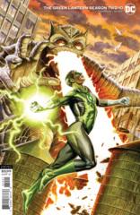 Green Lantern Season Two #10 (Of 12) Cover B JG Jones Variant