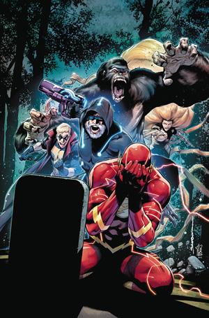 Flash Vol 1 #756 Cover A