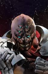 X-O Manowar Commander Trill #0 Cover B Nord