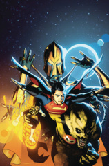 Legion Of Super-Heroes Vol 8 #6 Cover A