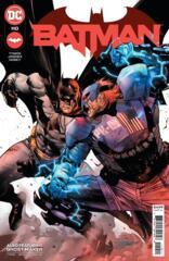Batman Vol 3 #110 Cover A Jorge Jimenez