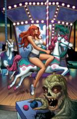Spirit Hunters #2 (Of 12) Cover C Salonga