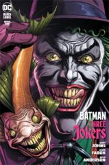Batman Three Jokers #1 (Of 3) Premium Cover B Joker Fish Variant