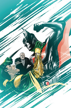 Batman Beyond Vol 6 #44 Cover A