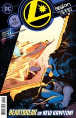 Legion Of Super-Heroes Vol 8 #11 Cover A Ryan Sook