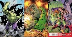 Savage Hulk Lot 1 2 3